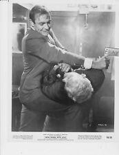 h Sean Connery chokes Robert Shaw VINTAGE Photo FRWL