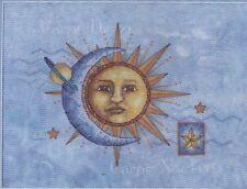 Celestial Radiance Cross Stitch Kit