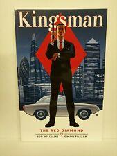 Kingsman: The Red Diamond Volume 2 (Apr-18, Image)