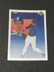 1990 Upper Deck Collector's Choice Ken Griffey Jr. #24 Seattle Mariners