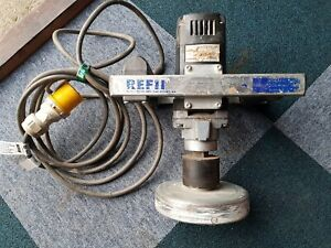 Refina / eibenstock Epo 180H 110v Multi Surface Scabbler Preperation