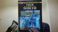 Les aventures de tintin Tintin et le mystere de la toison d'or