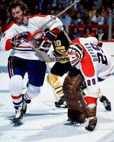 Ken Dryden,Larry Robinson, Montreal Canadiens 8x10 Auction Photo