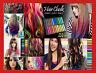 Temporary Hair Dye Colour Hair Chalk Kit Pastels Colours Salon Kit UK Stock