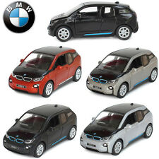 Kinsmart BMW I3 SUV Metal Diecast Vehicle Model Pull Back Car Decor Playset Toy