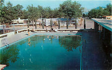 NO. LAS VEGAS NV SUN CITY TRAILER PARK SWIMMING POOL 5TH ST. CHROME P/C