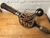 Vintage Millers Falls No. 2A Egg Beater Hand Drill