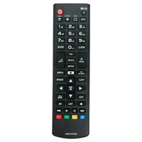 AKB74475481 Replacement Remote Control for LG LED LCD HD TV 65UH600V 65UF680V