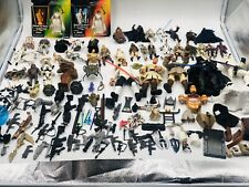 STAR  WARS  Vintage Action Figures And Accessories HUGE Lot Over 140 Figures!!