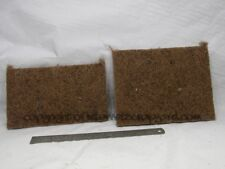 Vehicle car seat support material horsehair type material coconut fibre type