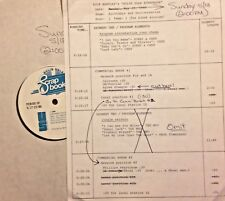 RADIO SHOW: 5/19/86 BIRTHDAYS! WHO,JOE COCKER,LEO SAYE,SONNY & CHER,GEORGIE FAME