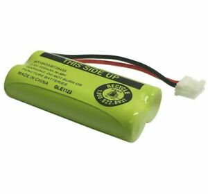 Replacement Battery Pack BT18433 BT28433 2.4V 500mAh for Vtech Cordless Phone