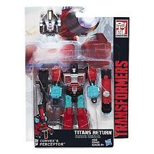 "NEW Transformer Generations Titans Return Convex and Perceptor 6"" Action Figure"