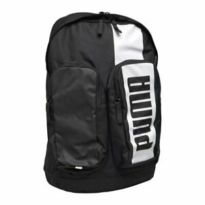 Puma Deck II Black Unisex Backpack