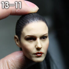 "1/6 Scale Female Head Sculpt KUMIK For 12"" Hot Sideshow Toys TTL HT Body KM13-11"