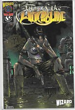Tales of the Witchblade #½ B June 1997 Chrome Variant Wizard Magazine          1