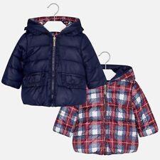 Mayoral  6 Months Girls Reversible Jacket 2426