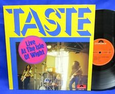 LP TASTE - LIVE AT THE ISLE OF WEIGHT // HOLLAND POLYDOR  // **** MINT- ****