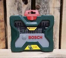 Bosch 43tlg. X-Line Sechskantbohrer- und Schrauber-Set