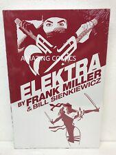 Marvel ELEKTRA by FRANK MILLER OMNIBUS Hardcover HC Daredevil - NEW - MSRP $100