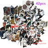 Japan Anime Attack on Titan Colossal Shingeki no Luggage Laptop Sticker Lot 42pc