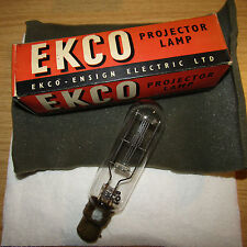EKCO Ensign Electric A1/46 110V 500W Lamp/Bulb for Cine Film Projector ~ Boxed