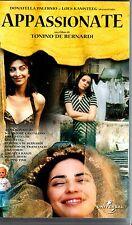 Appassionate (1999) VHS Universal Tonino De Bernardi Aia Forte, Carlo Cecchi