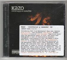 (GL698) Kazo, Cocktails & Canapes - 2015 CD