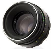 Helios-44-2 Objectiv lens M42 58mm f2 USSR biotar planar Canon 5D 1D M3 6D MINT
