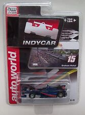 Graham Rahal 2014 National Guard #15 Indycar 1/64 IRL Indy 500 Auto World New