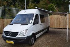 Mercedes-Benz Manual Campervans & Motorhomes with 2