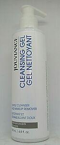 JOUVIANCE Cleansing Gel & Makeup Remover Gentle 6.8oz