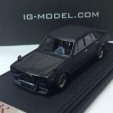 1/43 Scale Ignitional IG Nissan Skyline 2000 GTR PGC10 Black IG0610