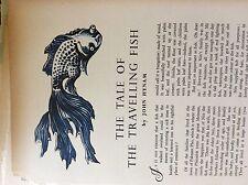 m17c ephemera short story the tale of the travelling fish john hynam