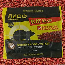 1000g / 1kg rodenticida Veleno-N ° 1 ESCA-RATTI / Mouse / Mouse / Roditore controllo