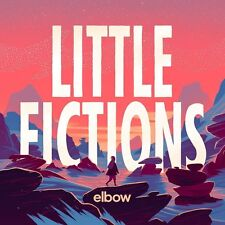 ELBOW - Little Fictions CD *NEW & SEALED* FAST UK DISPATCH !