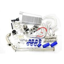 REV9 01-05 Honda Civic D17 T3 Direct Bolt On Full Complete Turbo Charger Kit