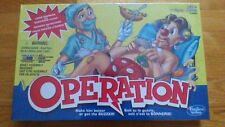 OPERATION Silly Skill FX Board Game Original Milton Bradley