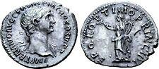 Trajan AR Denarius.
