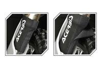 Acerbis 0016976 Neoprene Fork Gaiters - Short - Ideal for MX Enduro TE FE