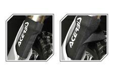 Acerbis 0016976 Neoprene Fork Gaiters - Short - Ideal for MX Enduro KTM EXC XC