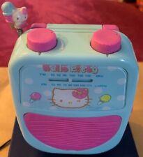 Rare Hello Kitty Am/Fm Portable Radio 1976/2004