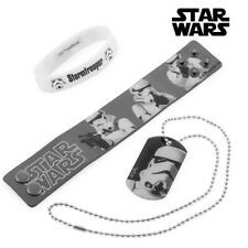 Stormtrooper (Star Wars) Bracelets and Pendant