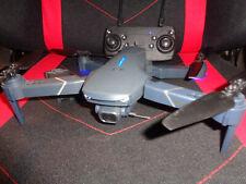 Einsteiger / Anfänger Drohne Eachine E520S mit 5G 4K KAMERA & GPS + 2 AKKUS