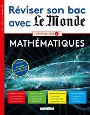Réviser son Bac avec le Monde Mathématiques Terminale série S