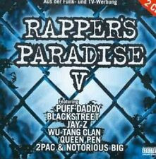 Rappers Paradise V (1998) Pappa Bear, Queen Pen, Down Low, Jay-Z, Puff .. [2 CD]