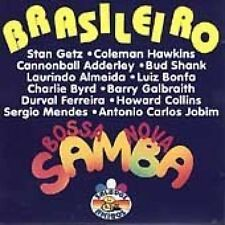 Brasileiro (1953-63/93, I) Stan Getz, Coleman Hawkins, Cannonball Adderle.. [CD]