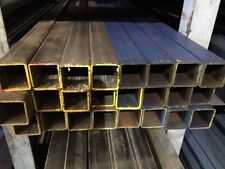 GALVANIZED STEEL SQUARE TUBE SHS RHS 40mm X 40mm X 2mm X 8MTR