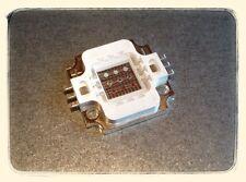 10W Watt LED Chip RGB - 250 Lumen - 350mA - Fluter Flutlicht - inkl. Wärmeleitp.