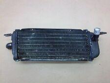 1986 Suzuki RM250 Left side radiator 86 RM 250
